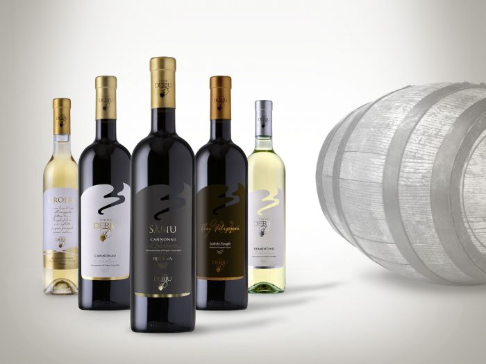 Etichette vini Vigne Deriu
