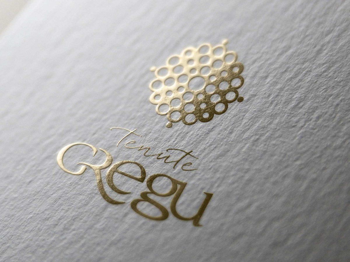 Ideazione logo Tenute Gregu