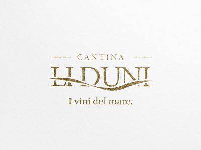 Studio e progettazione logo Cantina Li Duni