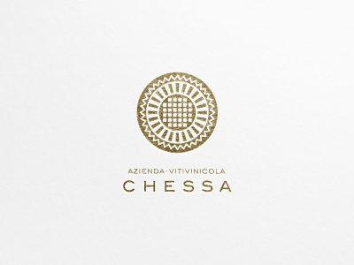 Studio e progettazione logo Cantine Chessa