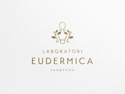 Studio e progettazione logo Laboratori Eudermica