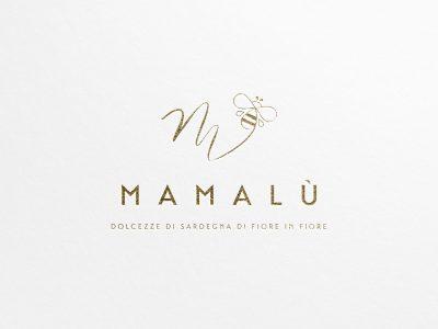 Studio e progettazione logo Mamalù