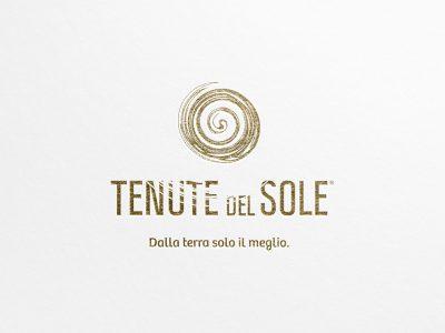 Studio e progettazione logo Tenute del Sole
