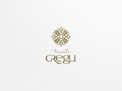 Studio e progettazione logo Tenute Gregu
