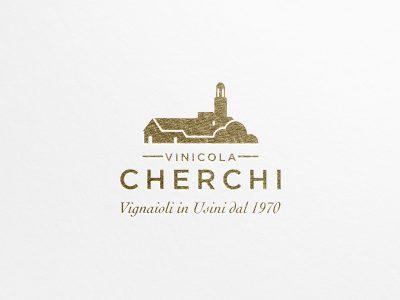 Studio e progettazione logo Vinicola Cherchi