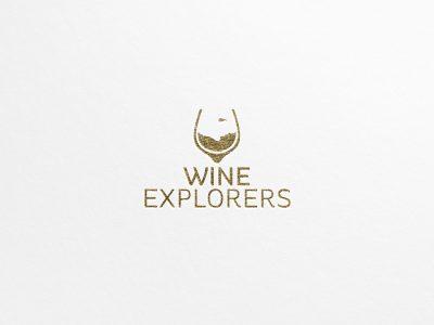 Studio e progettazione logo Wine Explorer