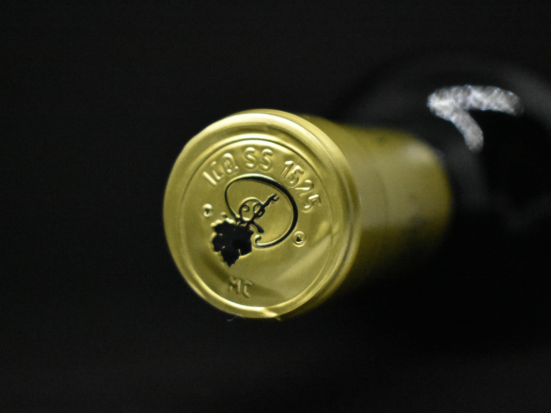 Packaging design etichette vini Deriu