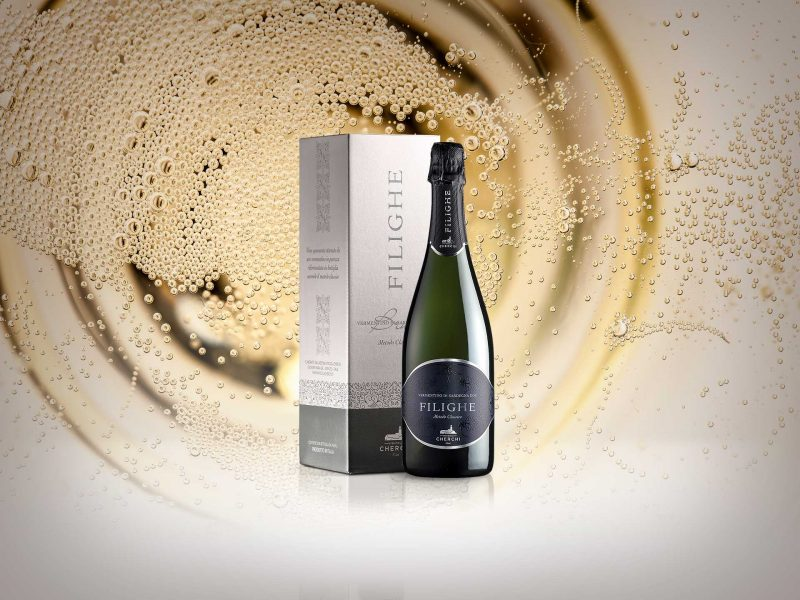 Packaging design vino Filighe - Vinicola Cherchi