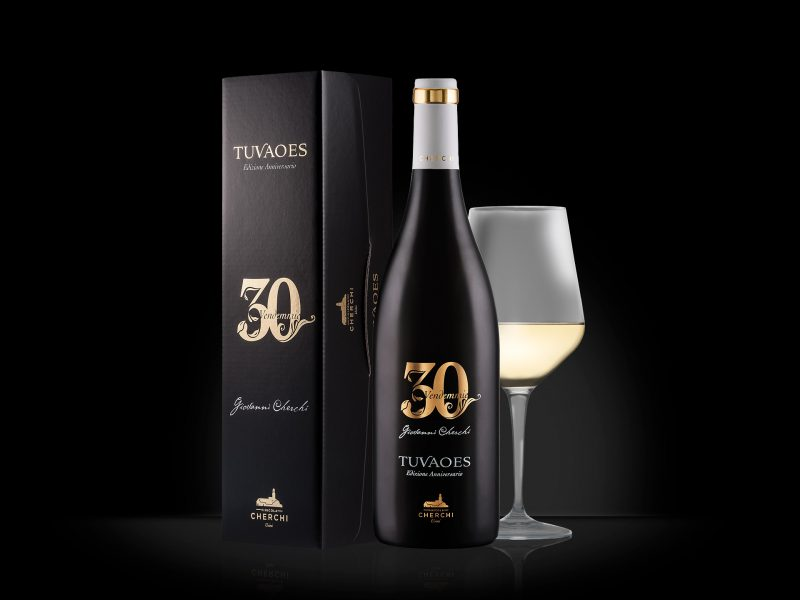Packaging vino Tuvaoes 30 Vendemmie