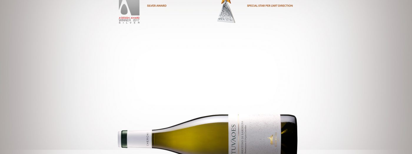 Restyling etichette vini Cherchi