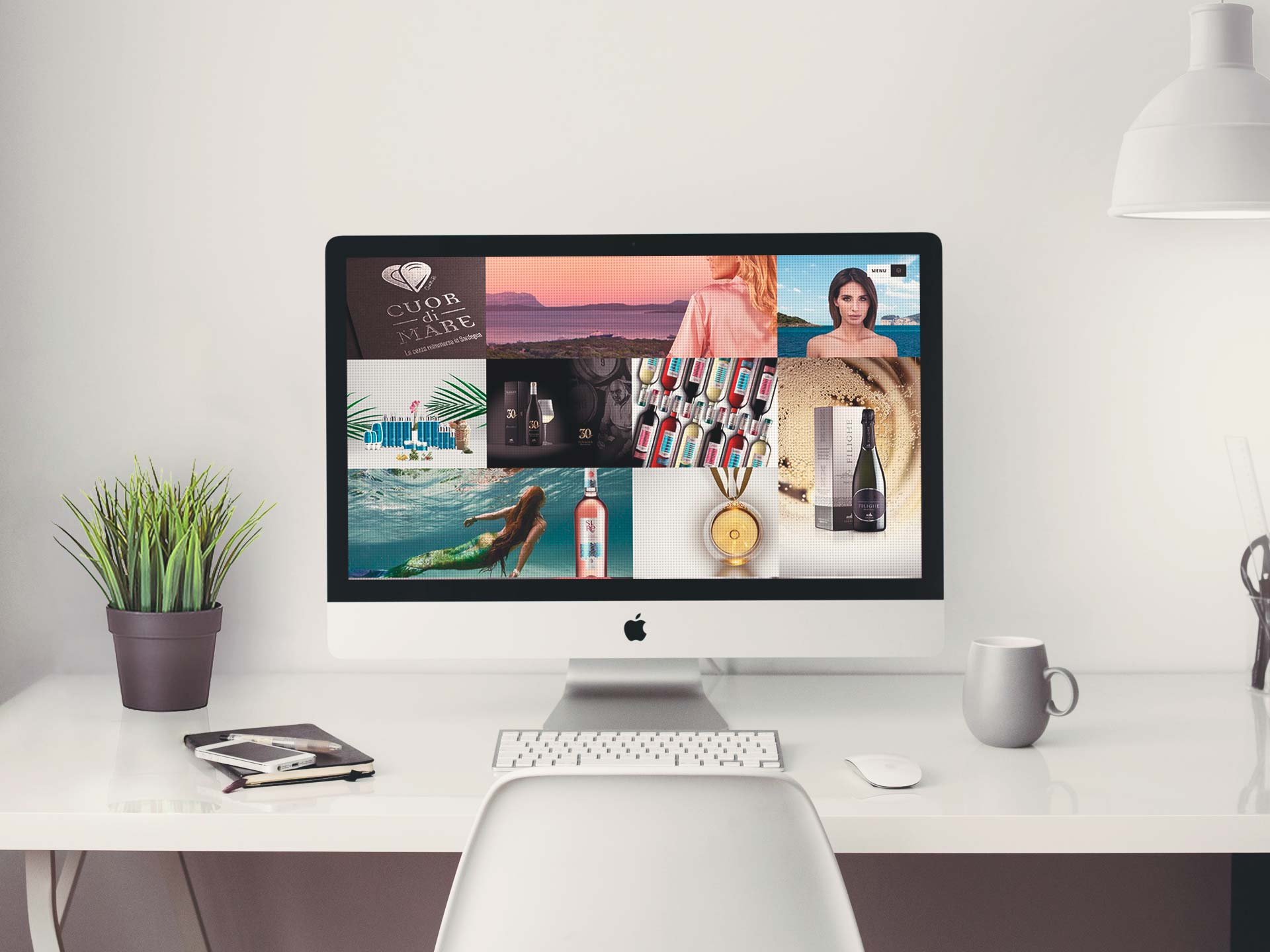 Realizzazione siti web - Progettazione siti internet - Redfish ADV - Sassari