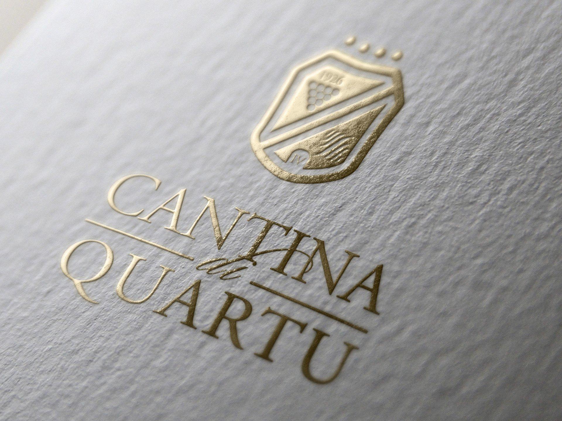 Rebranding Cantina di Quartu