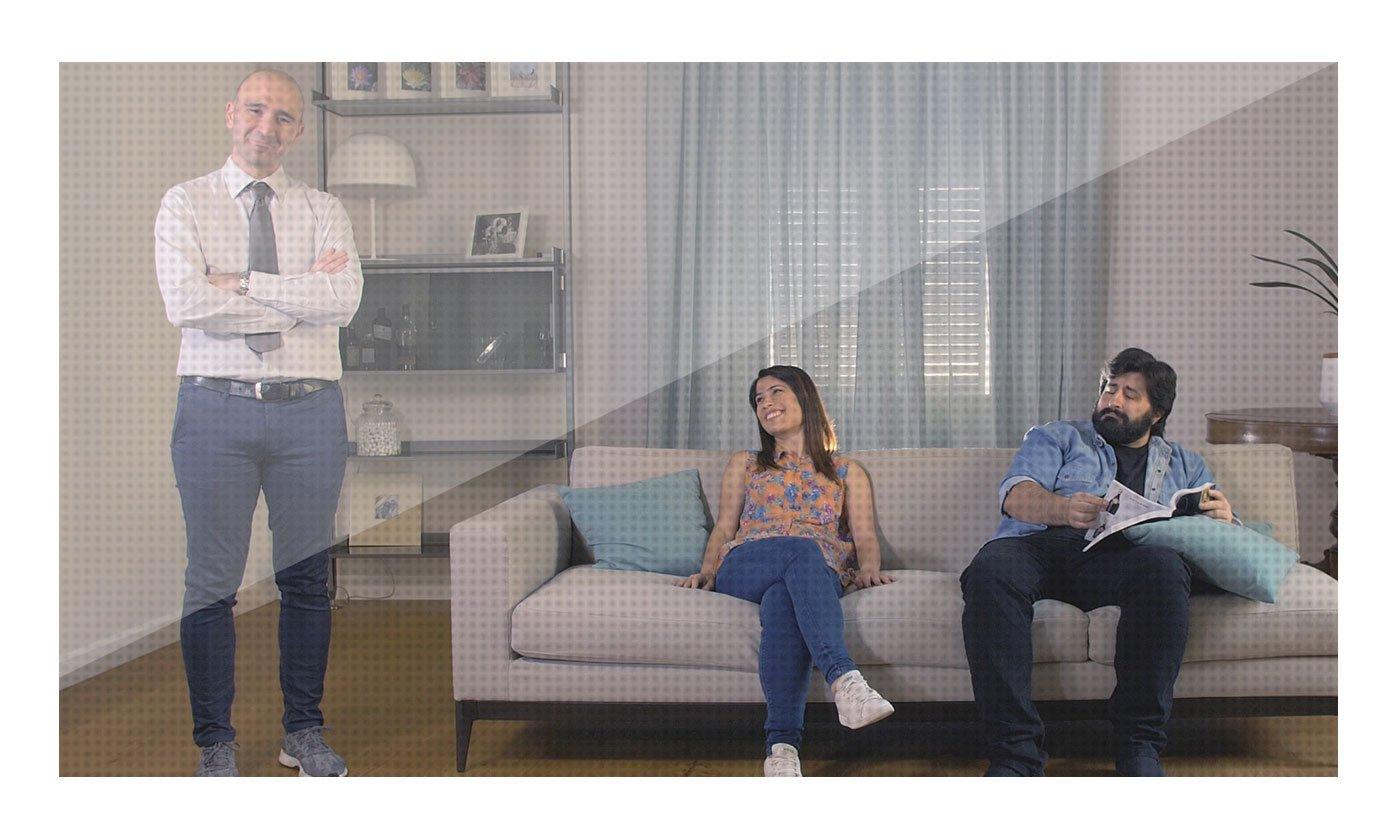 Spot pubblicitario La tua casa si merita Mara