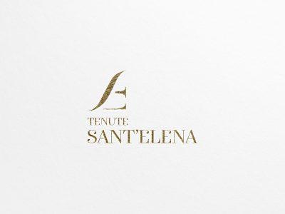 Studio logo Tenute Sant'Elena