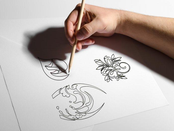 Studio e progettazione logo per prodotti e aziende