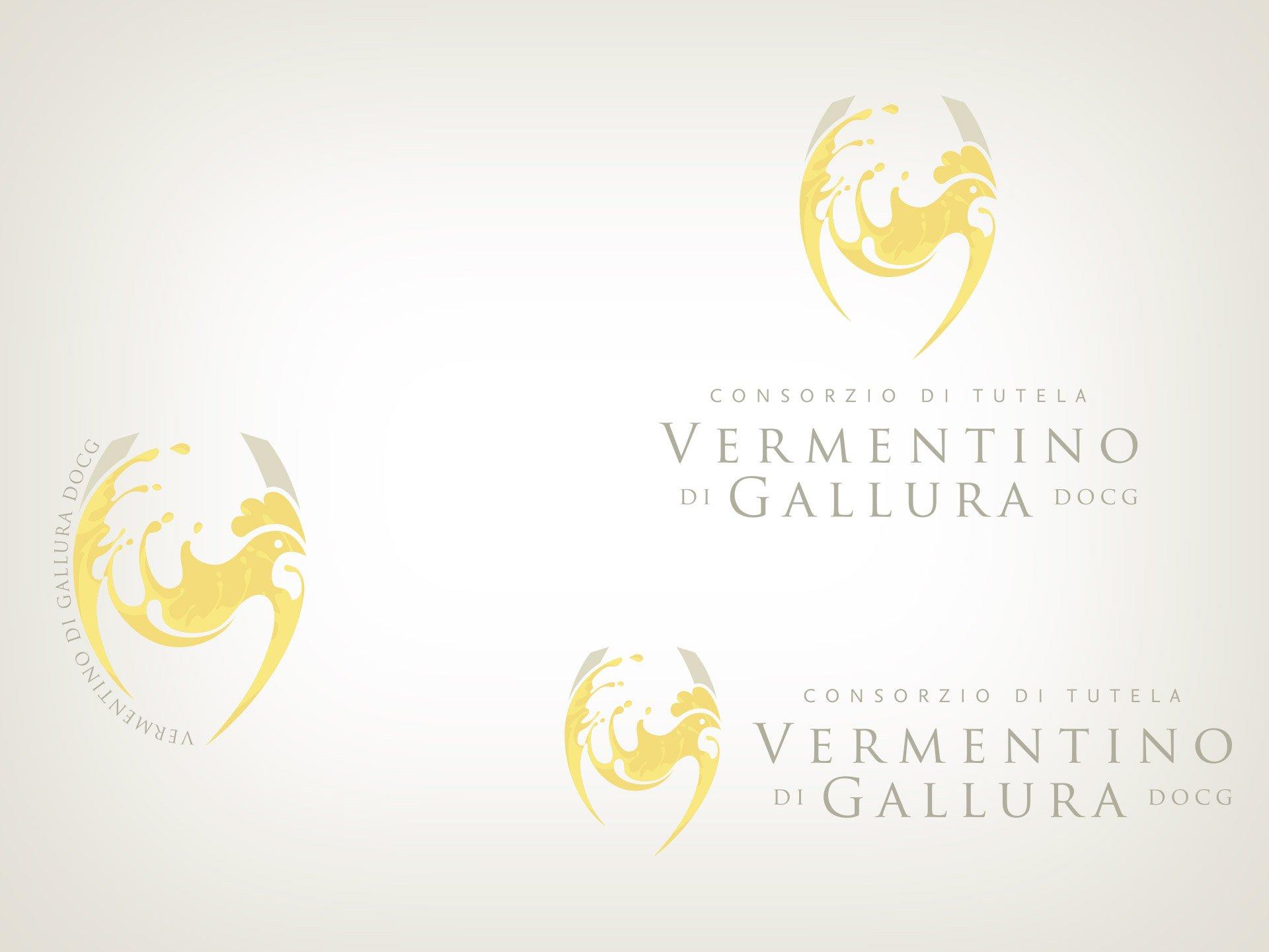 Varianti logo Consorzio Vermentino di Gallura